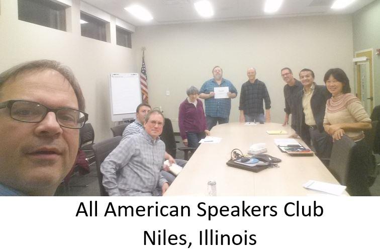 All American Speakers