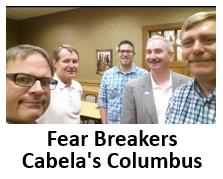 Fearbreakers Cabelas