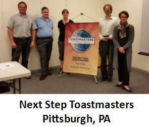 Next Steps Pittsburg