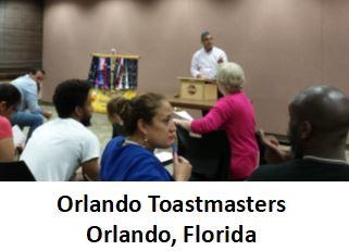 Orlando Toastmasters
