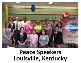 Peace Speakers
