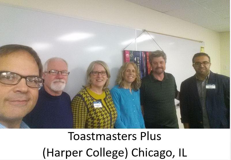 Toastmasters Plus